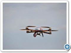A HoverFly Quadcopter