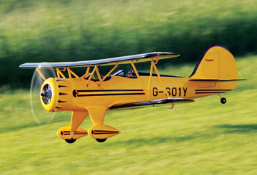 Great Planes Waco YMF-5D ARF .91