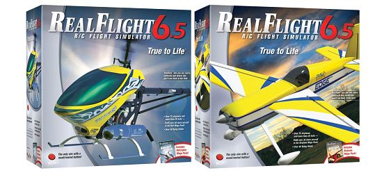 Great Planes RealFlight 6.5 R/C Flight Simulator