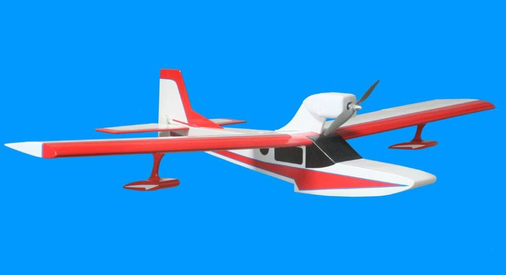 Alien Aircraft Super Dragon Seaplane Kit