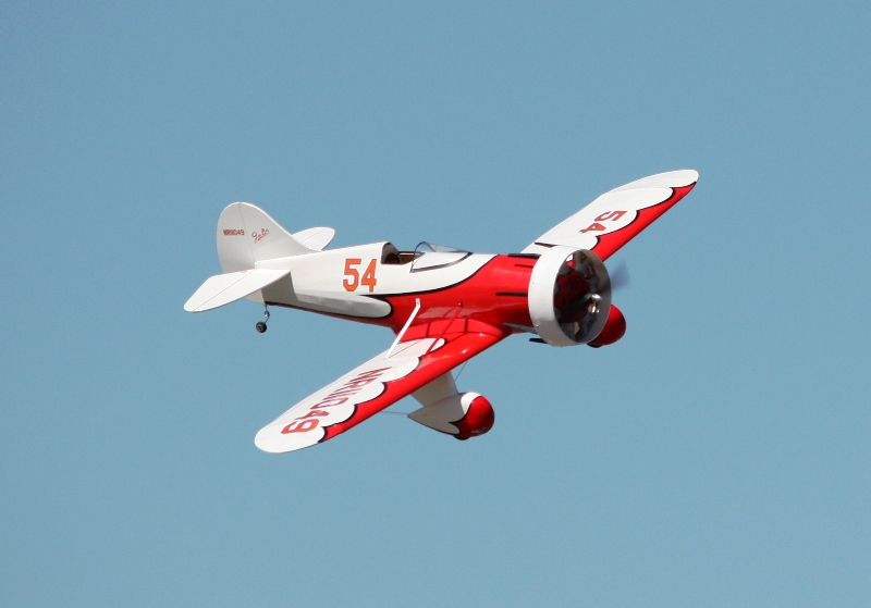 Maxford USA Gee Bee Model E ARF