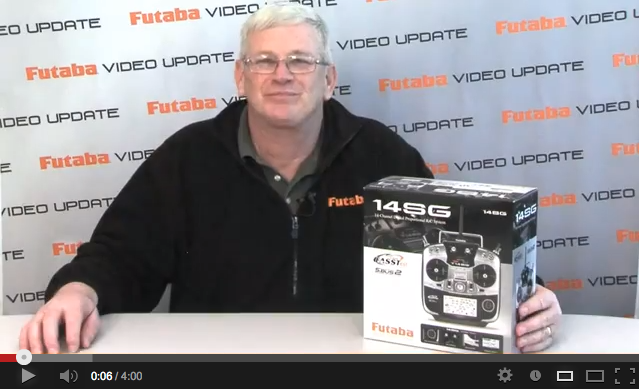 Video – Futaba 14SG first look