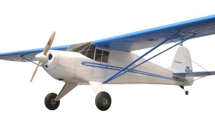 Alien Aircraft 72″ Taylorcraft Kit