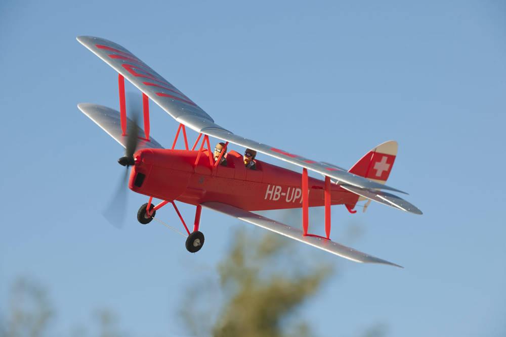 Flyzone Tiger Moth RTF and TxR