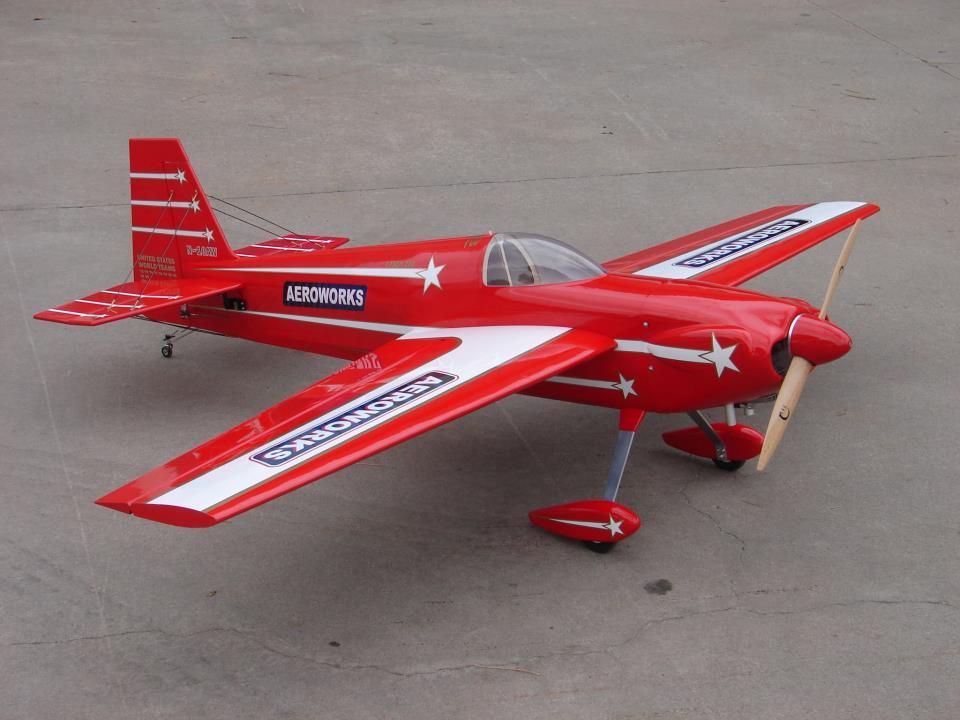 Aeroworks 30cc Laser 200 QB