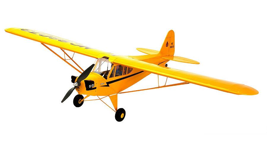 E-Flite J-3 Cub 450 ARF