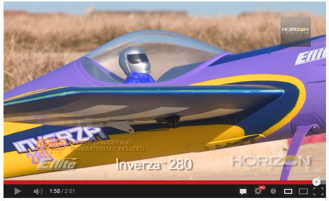 Video: E-flite Inverza™ 280 BNF Basic