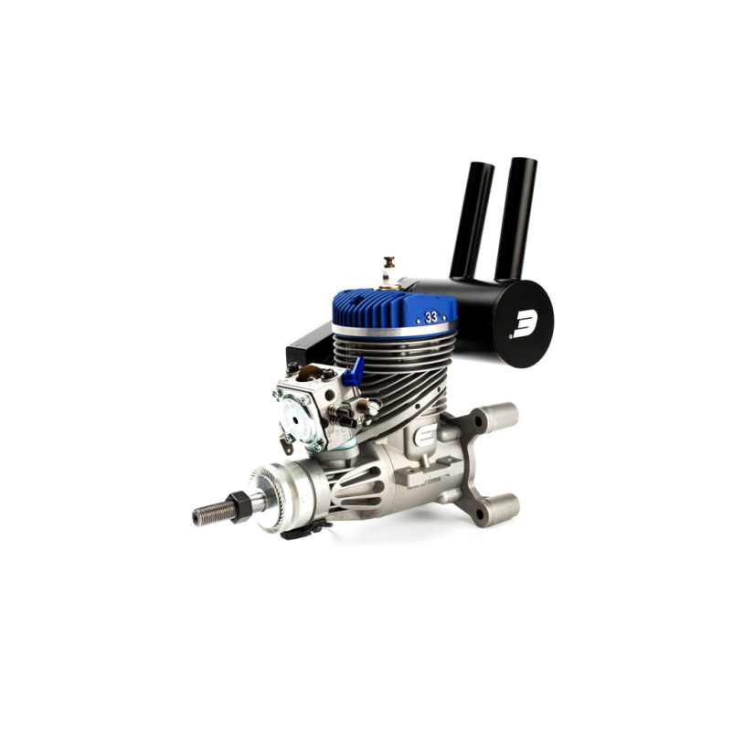 Evolution 33cc (2.0 cu. in.) Gas RC Engine