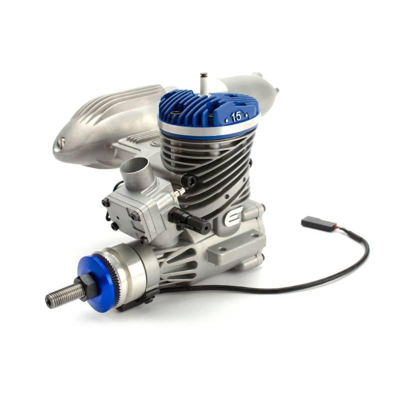 Evolution 15cc (.91 cu. in.) Gas RC Engine