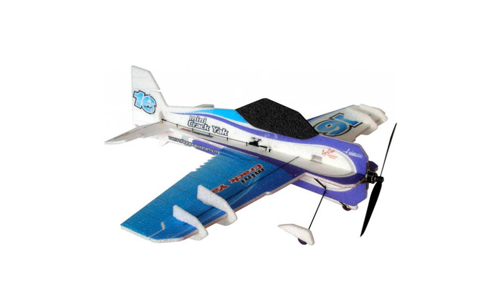 Icare RC Factory Mini Crack Yak 3D with XM1812RTR-42 motor/integrated ESC