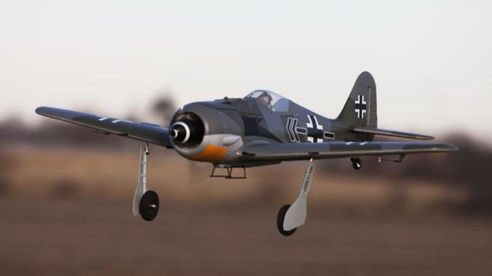 ParkZone Focke-Wulf 190A-8