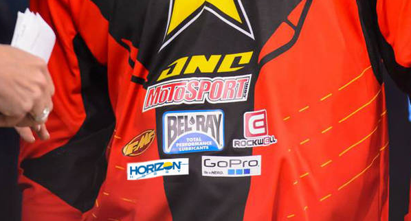 HORIZON HOBBY SPONSORS ROCKSTAR ENERGY RACING MOTOCROSS TEAM