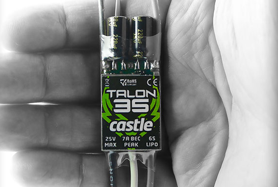 Castle Creations Talon 35 Electronic Speed Controller