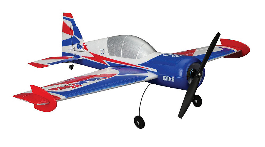 E-flite UMX Yak 54 180 BNF with AS3X Technology