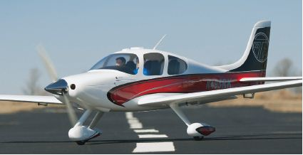 Great Planes Cirrus SR22T .46-.72/EP ARF