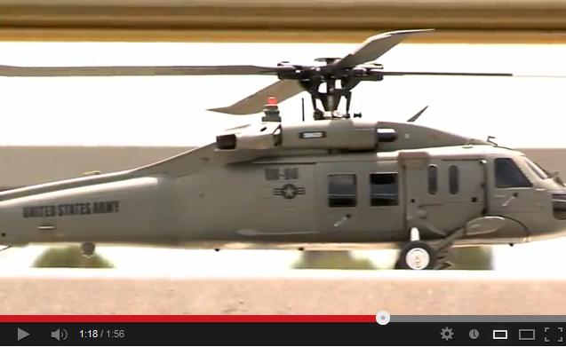 Video: Heli-Max Black Hawk Brushless Aerobatic Heli