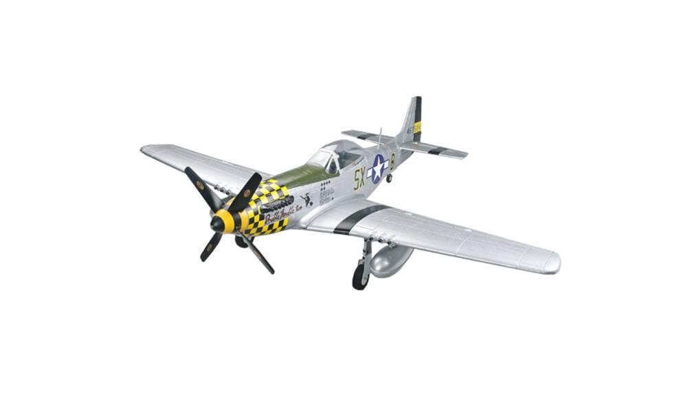 ParkFlyers R/C 500 Class P-51D Mustang ARF