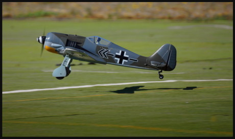 ParkZone Focke Wulf FW190A-8