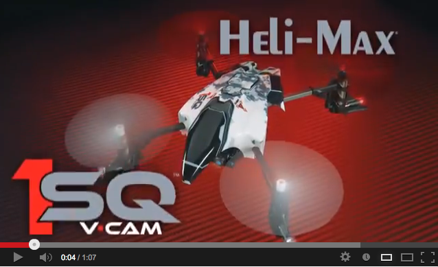 Video – Heli-Max 1SQ VCAM