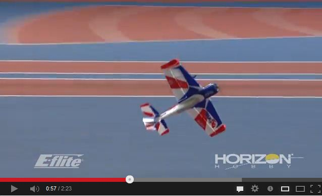 Video: E-Flite  UMX Yak 54 180 BNF with AS3X® Technology