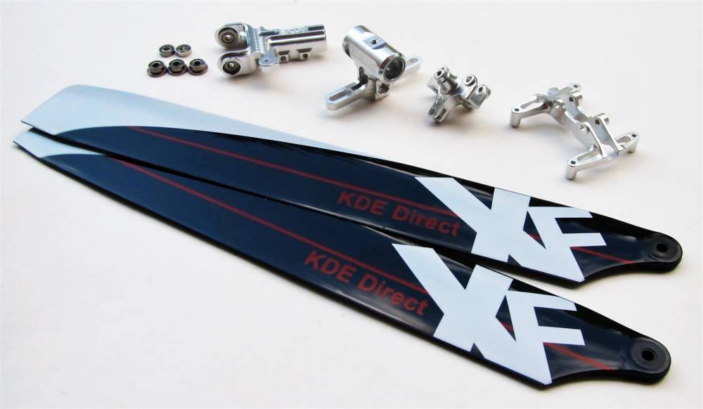 KDE Direct E-Flite Blade 130X Series Upgrade Kit