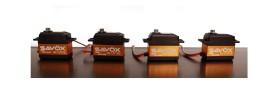 Savox 1270 Series Servos Release