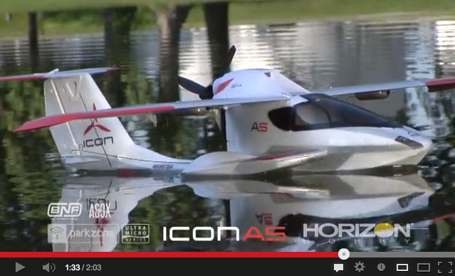 Video – Ultra Micro ICON A5