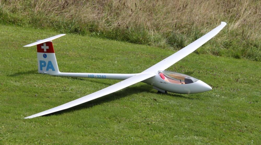 Icare 5.14m Wingspan SB-14 Sail Plane