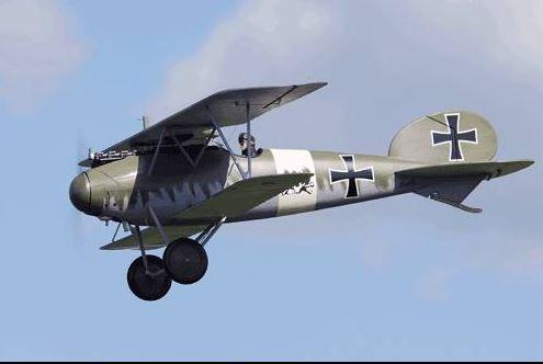 Balsa USA 1/3 Scale Albatros D5/D5a