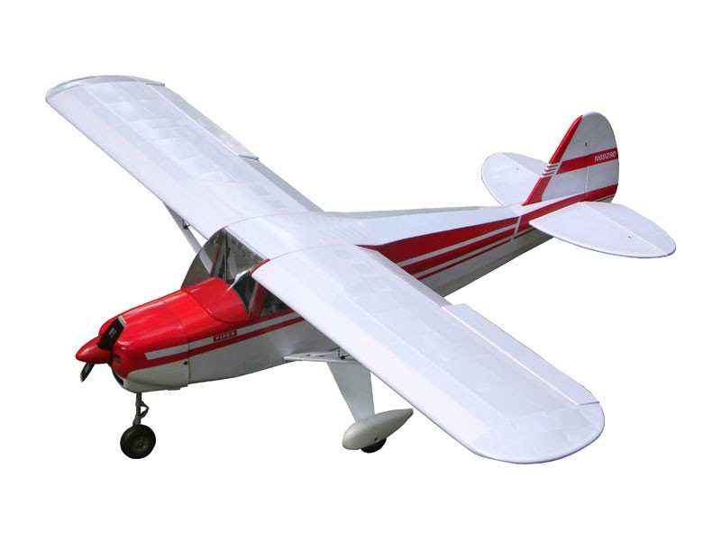 Hobby People VQModels  PA-22 TriPacer 46 ARF GP/EP with Struts and Flaps