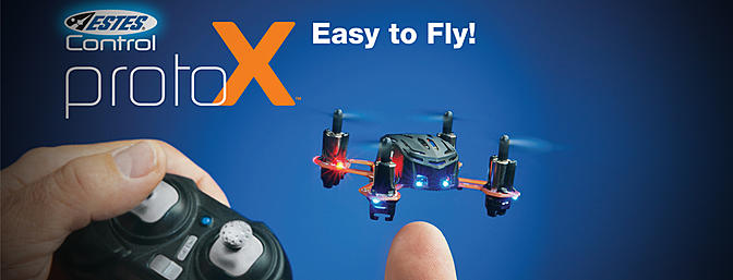 Video: Estes Proto X Quadcopter