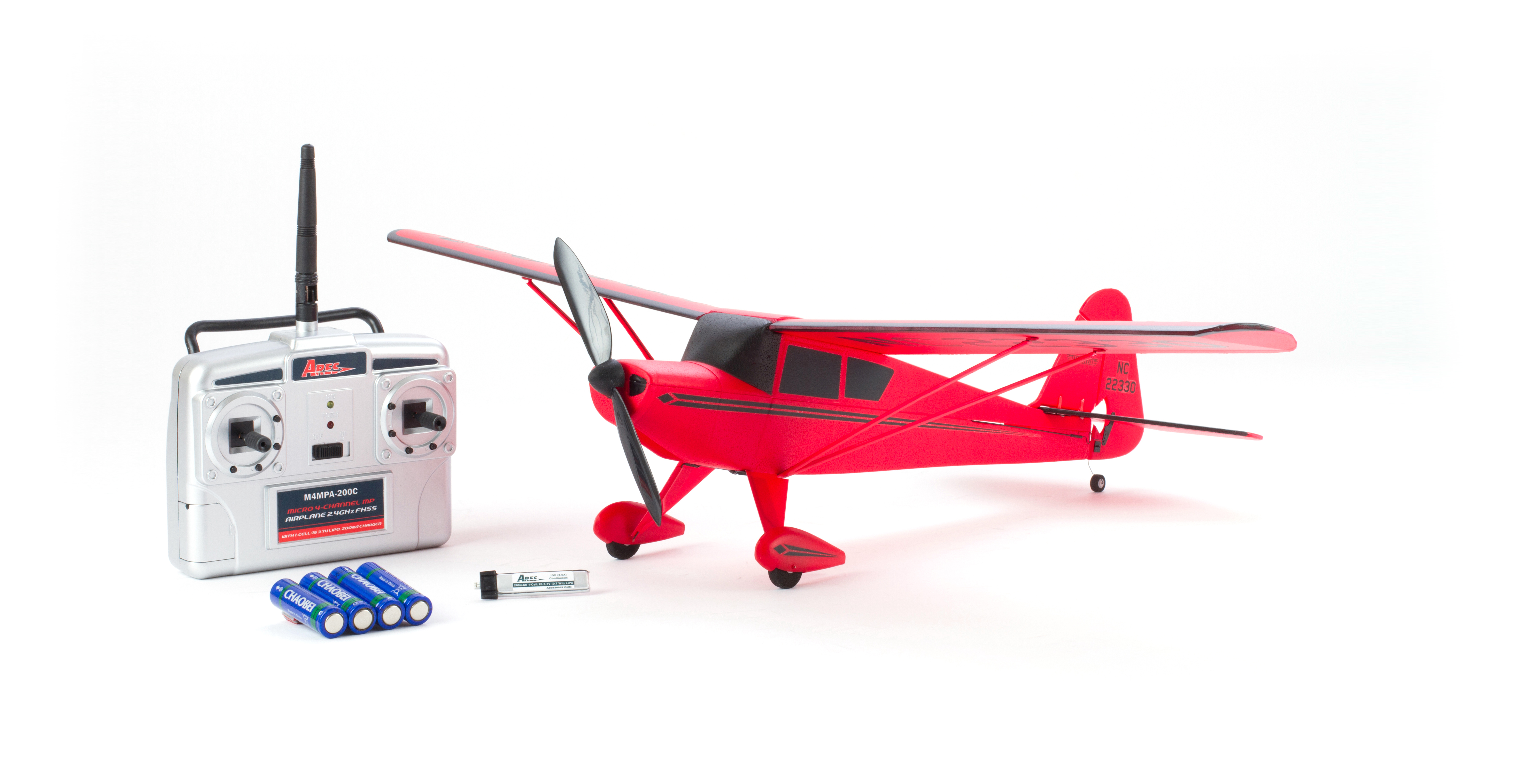 Ares RC Taylorcraft 130 RTF and WOT