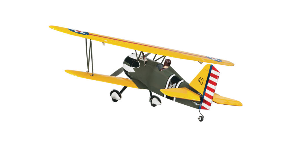 Great Planes P-6E Hawk Electric ARF