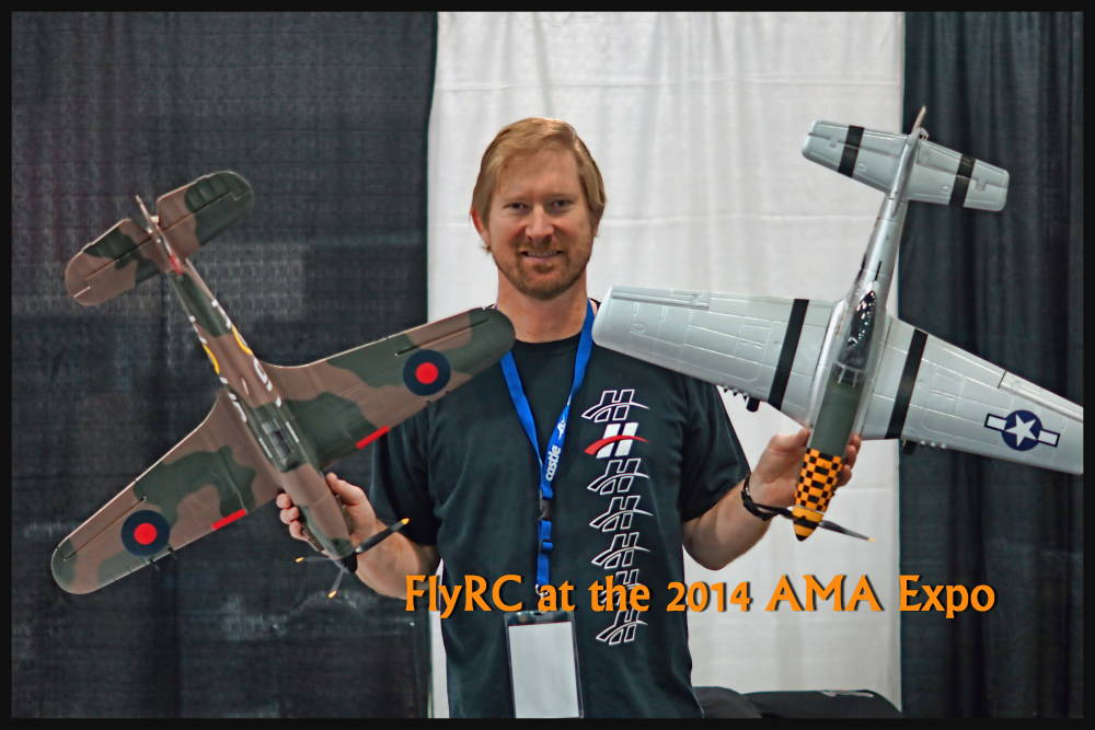 Fly RC Attends the 2014 AMA Expo ~ Photo Slideshow