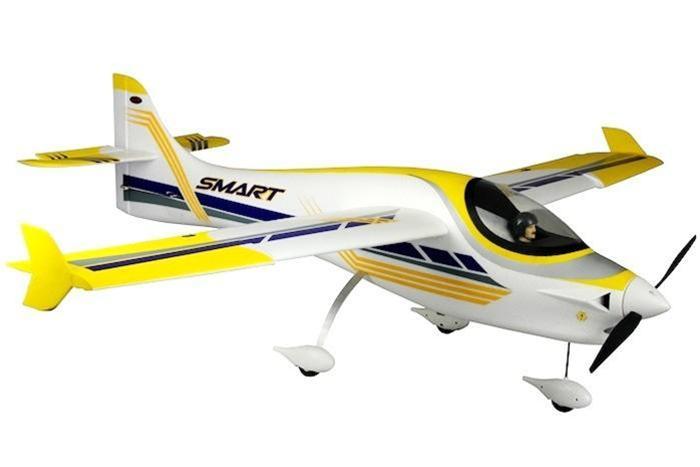NitroPlanes Dynam 1500mm Smart Trainer ARF
