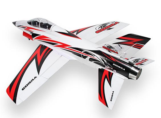 HobbyKing Cobra 90mm Sport Jet EDF EPO PnF