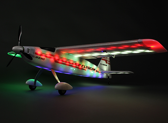 HobbyKing Flybeam Night Flyer EPP with LED Lighting System (1092mm)