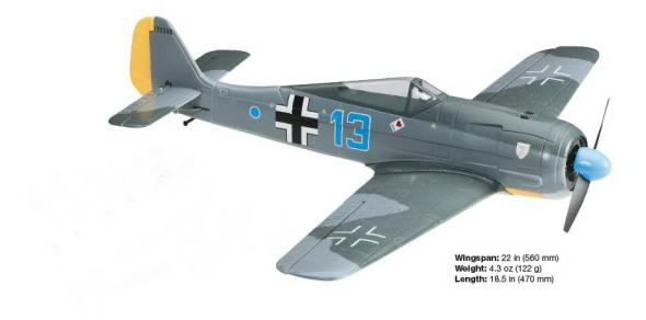 FLZ Aircore Fw190 Nuremberg