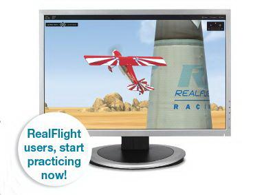 RF7 Air Race Challenge