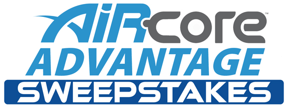 AirCore Advantage Sweepstakes