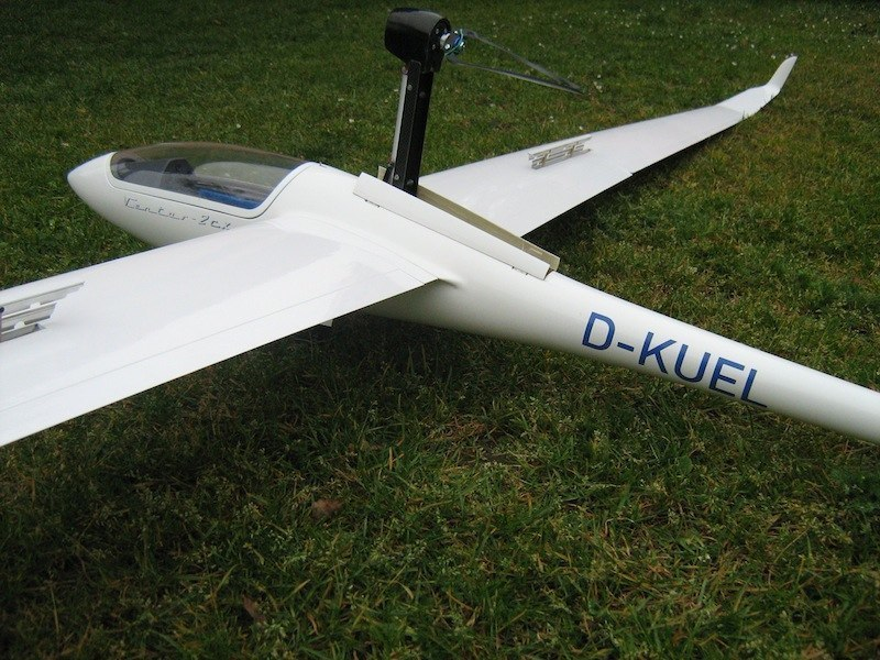 ICare 4.3m Wingspan Ventus 2cxM High Performance Scale Glider ARF