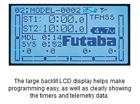 Futaba 10J 10-channel 2