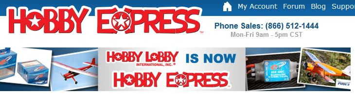 Hobby Lobby is now Hobby Express!