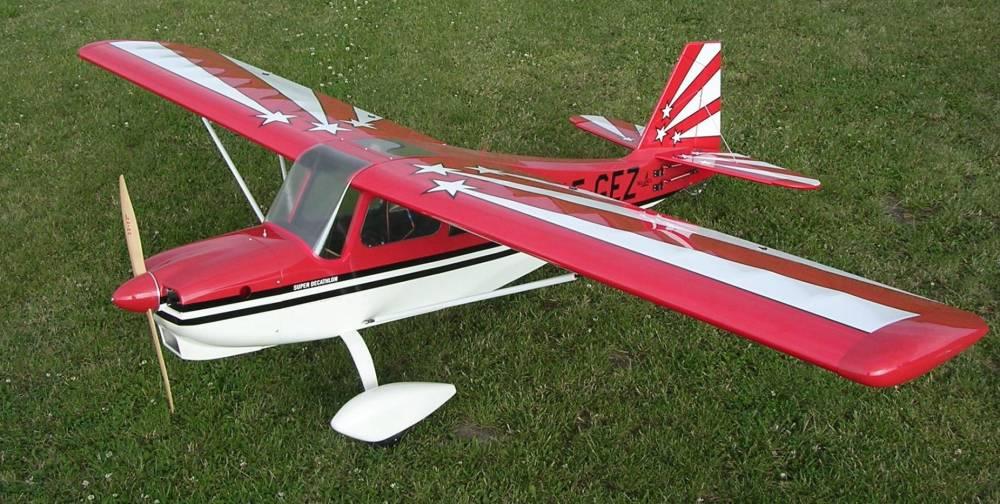 ICARE Bellanca Super Decathlon Tow Plane