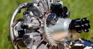 Pegasus R-9/2800 -200 Authentic 1/5 Scale Mark I Series 9 Cylinder (200 CC) Radial Engine