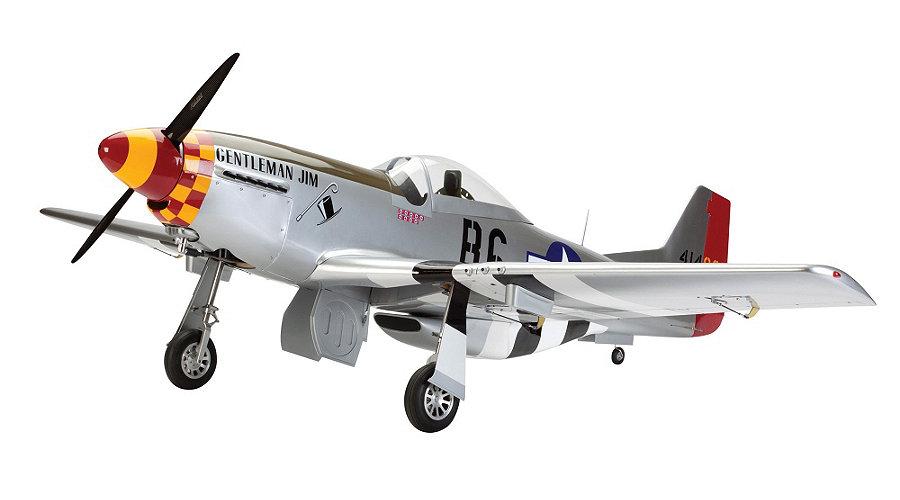 Hangar 9 60cc P-51D Mustang