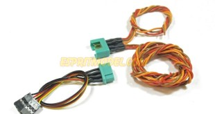 Servo Wire Harness Set with Multiplex Type Connector