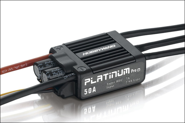 HobbyWing-Platinum-50A-V3-ESC-Electronic-Speed-Controller-for-RC-Model