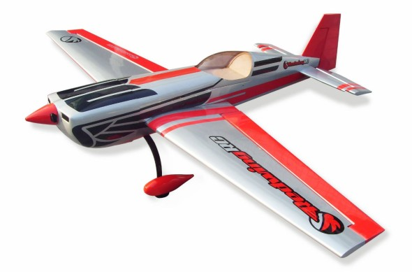 RedwingRC Extra 330 SC Red