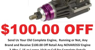 SMT Distributing Offers $100 For Trade In Engines